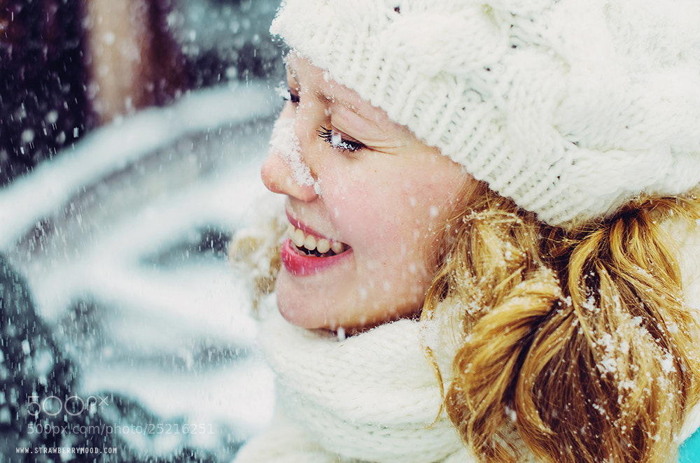 Photograph In love with winter by Strawberry Mood on 500px