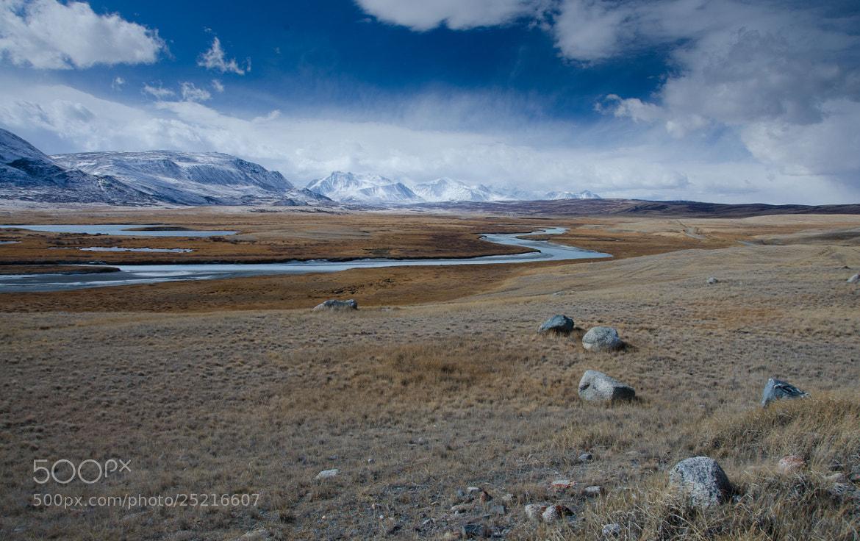 Photograph Ukok plateau #53 by Sergey Kuznetsov on 500px