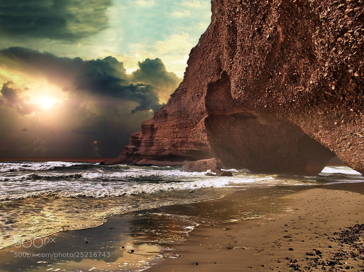 Photograph Legzira Beach by Ivan Lerosier on 500px
