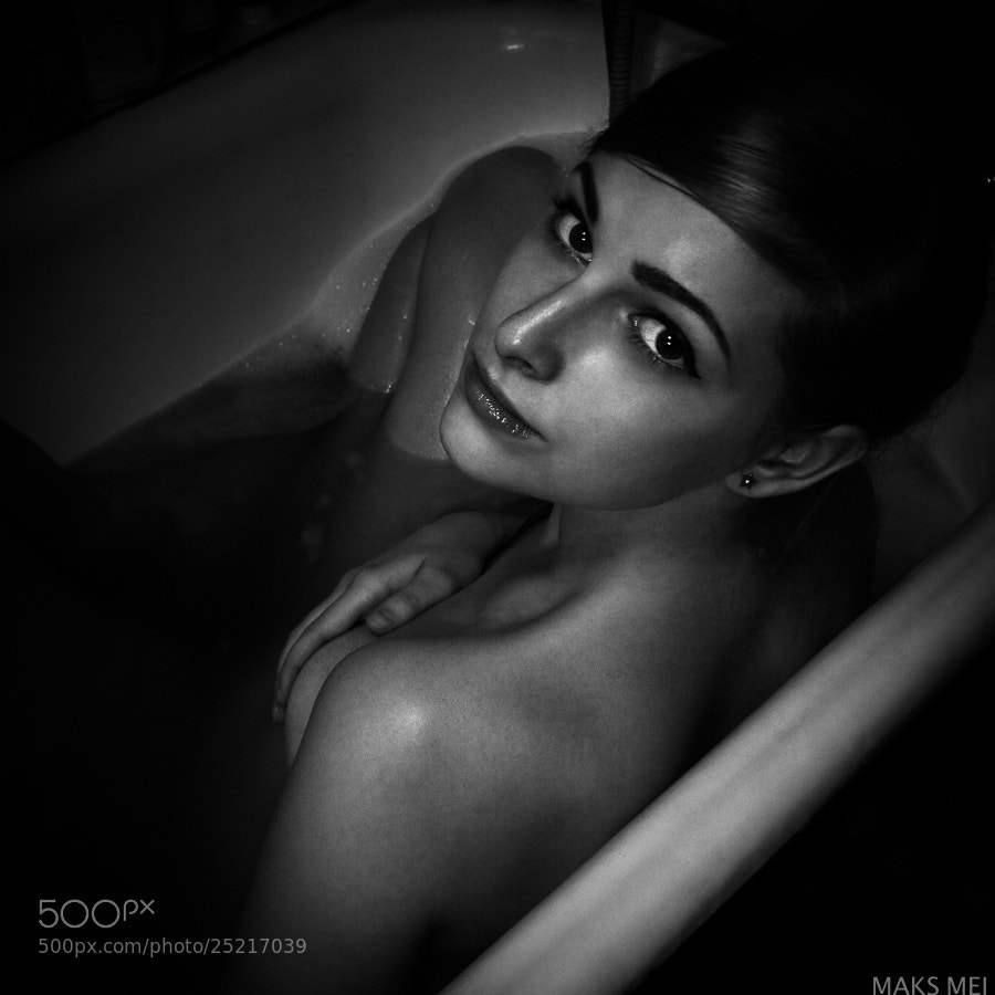 Photograph In the bathroom by Maks Mei on 500px