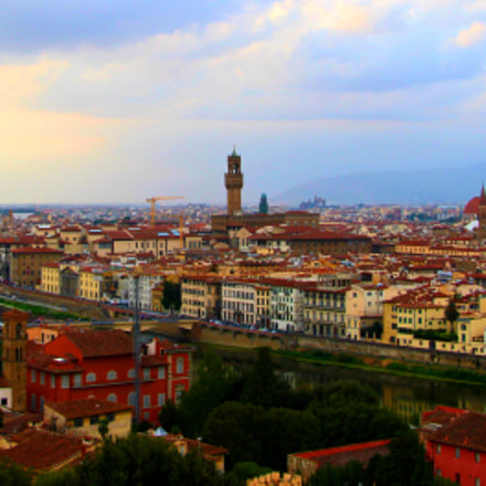 Florence, Canon EOS 700D, Canon EF 50mm f/1.8