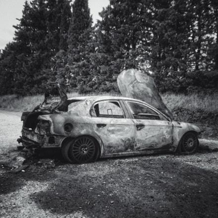 Burn, Sony DSC-W570