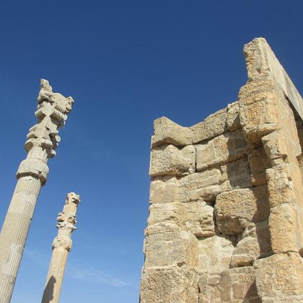 Perspolis , Iran, Canon IXY 600F