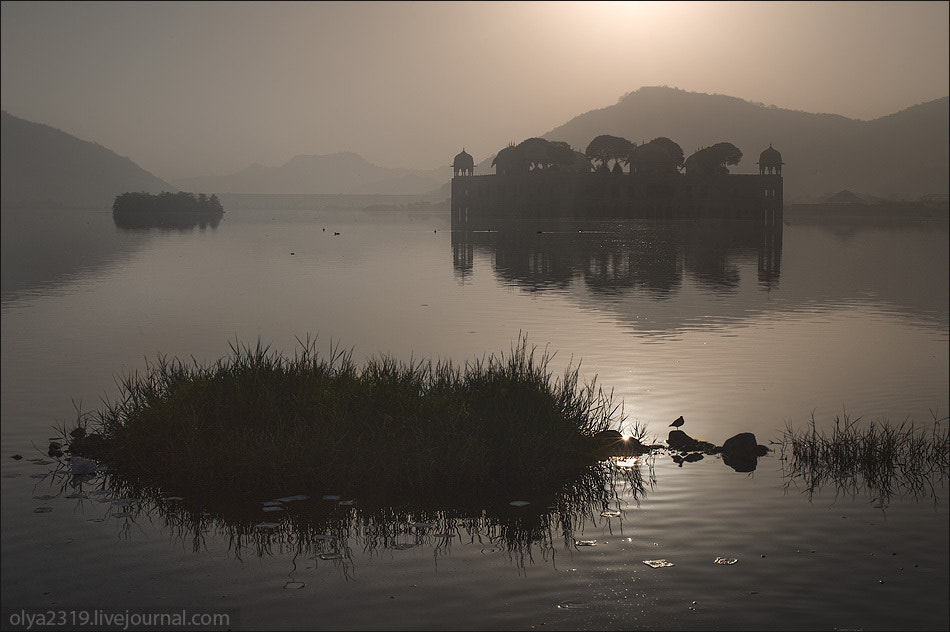 Photograph Jal mahal  by  Шатрова on 500px