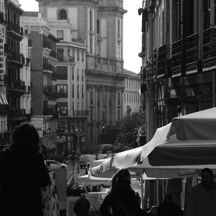 Plaza Mayor, Nikon D3100, Sigma 18-200mm F3.5-6.3 II DC OS HSM