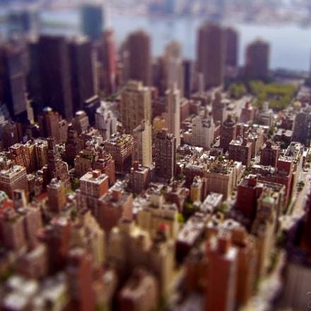 NY Top Scenery, Sony DSC-P72