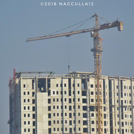 Building, Canon IXUS 285 HS