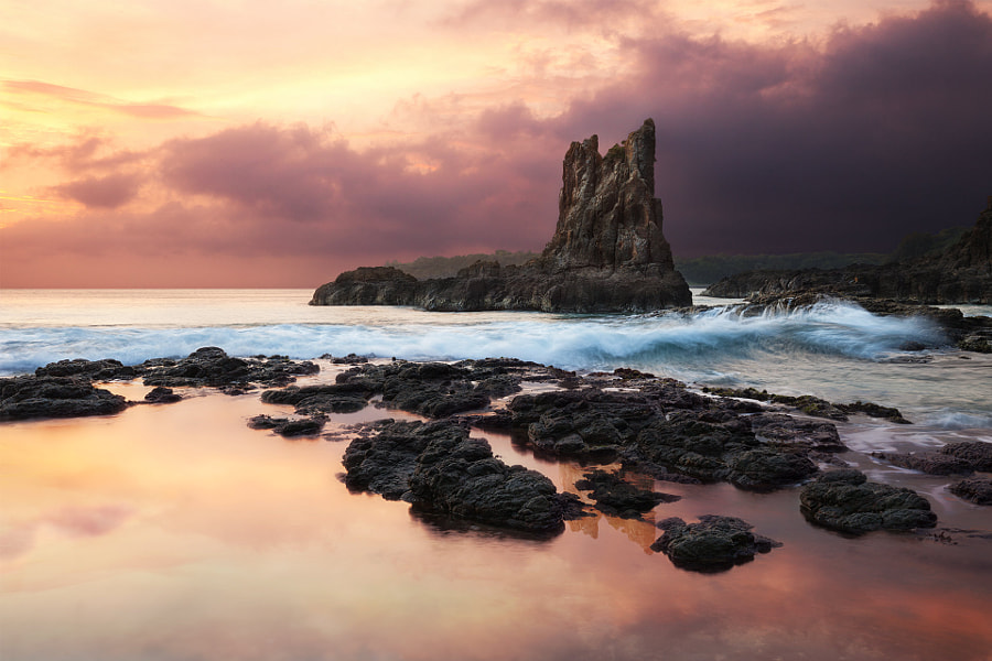 Cathedral Rock日出 by Eric Tung on 500px.com