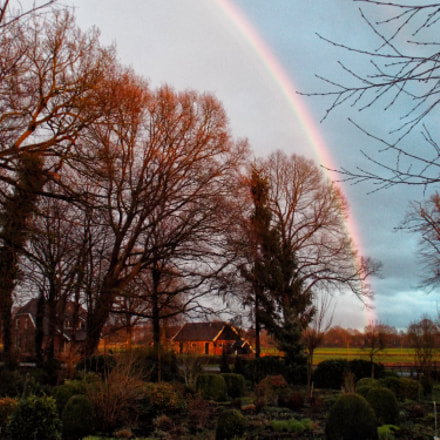 Rainbow, Fujifilm FinePix S6800