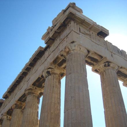 Athens, Greece, Canon DIGITAL IXUS 75