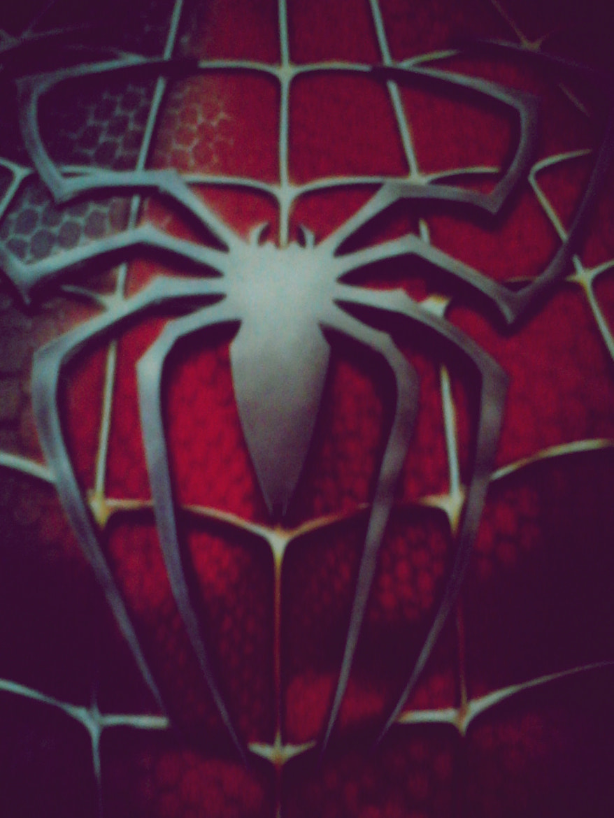 Photograph Spider-Man #  by Bruna Andrade on 500px