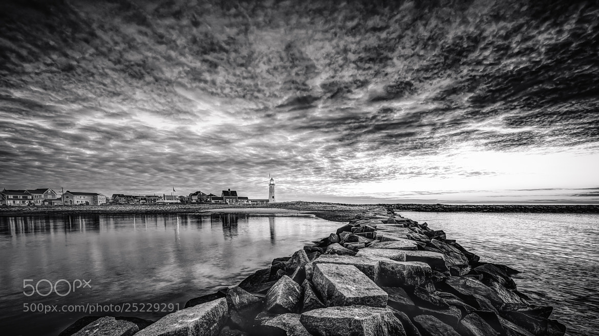 Photograph Old Scituate Light by Steve Steinmetz on 500px