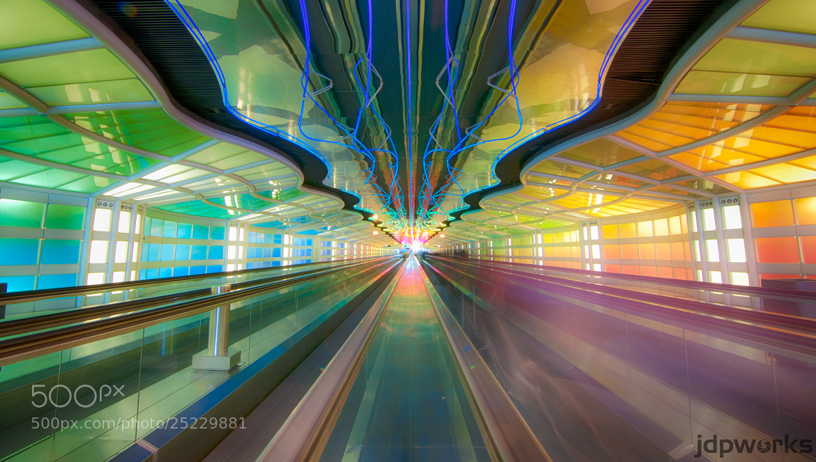 Photograph Terminal Tunnel by Jason Douglas on 500px