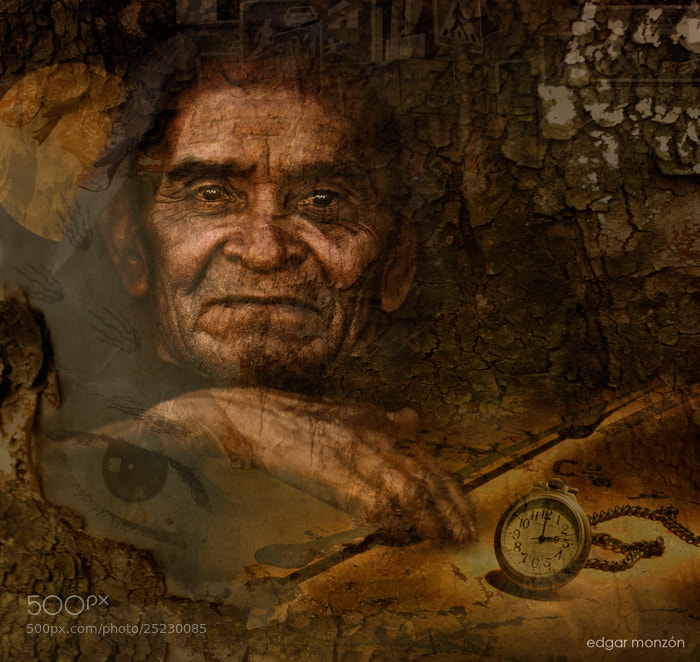 "Photograph ""Life"" (Digital editing) by Edgar Monzón on 500px"
