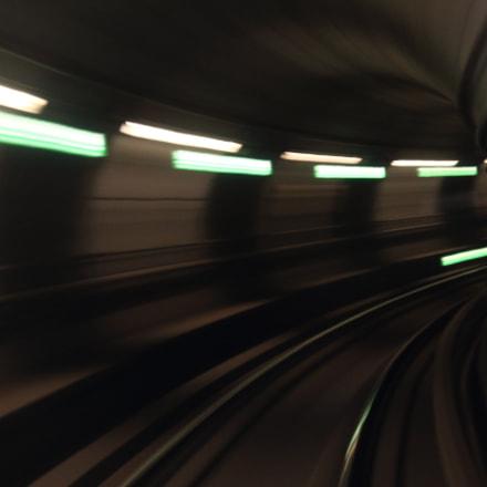 Warp Speed Underground, Canon EOS 1200D