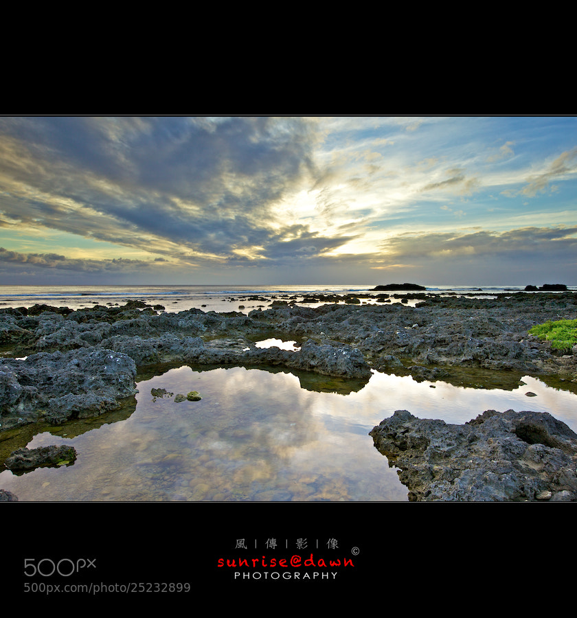 Photograph Coral Reefs by Sunrise@dawn 風傳影像 on 500px