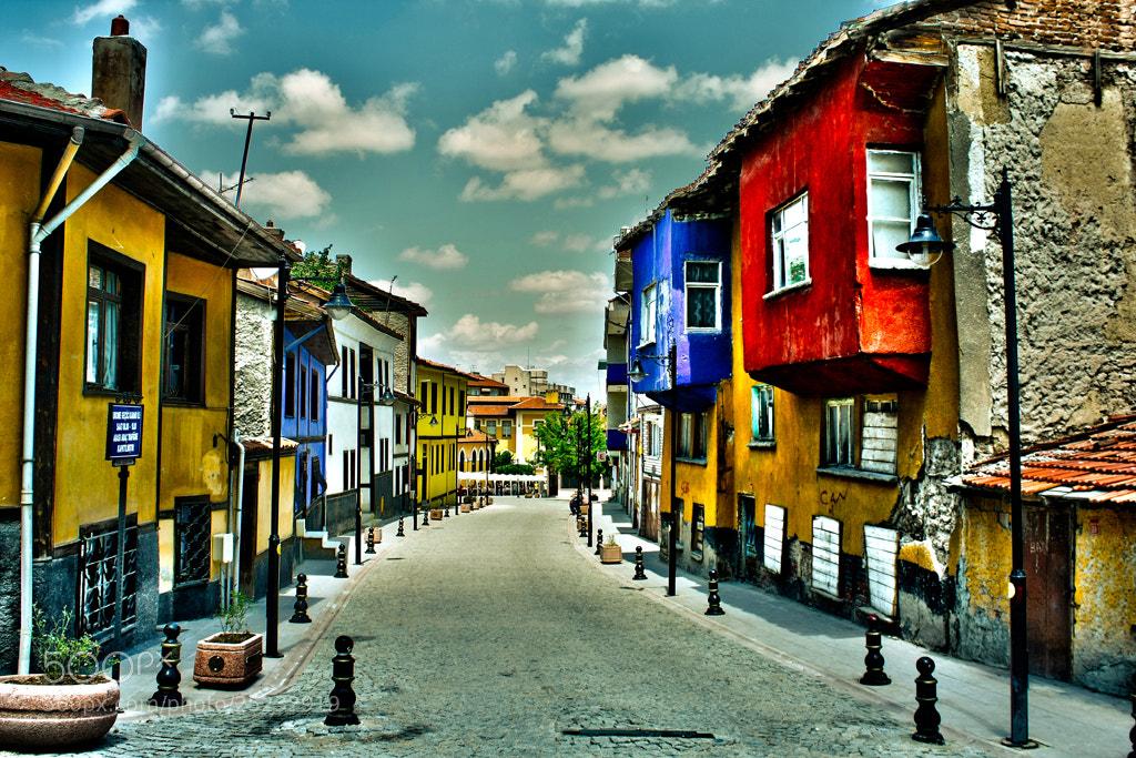 Photograph THE ODUNPAZARI HOMES by MURAT FINDIK on 500px