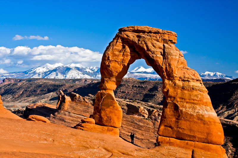 Photograph Delicate Arch Lovers by Bob Fergeson on 500px