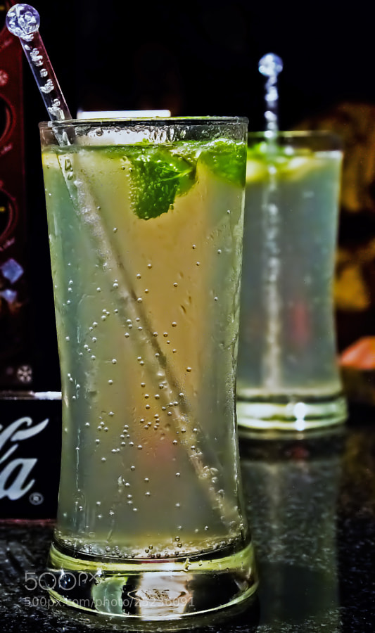 Photograph Lime 'n' Soda by Balaji Nagarajan on 500px