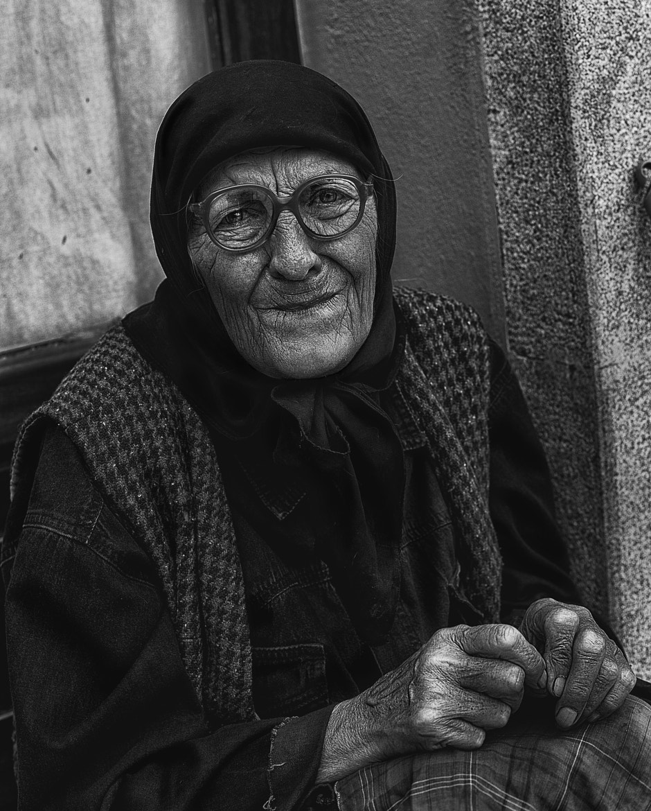 Photograph Poor Granny by Robert Stepanov on 500px