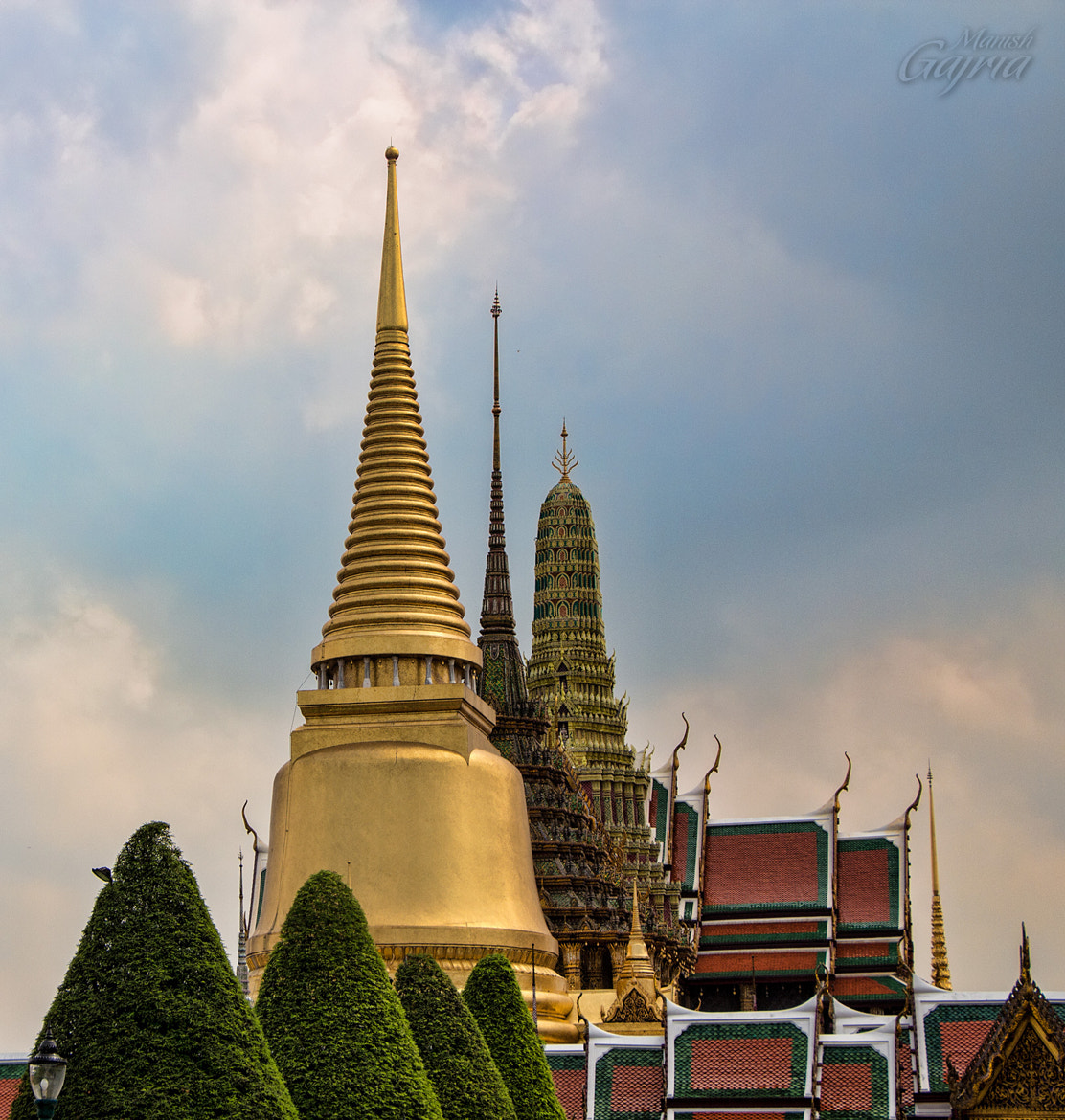 Photograph Grand Palace by Manish Gajria on 500px