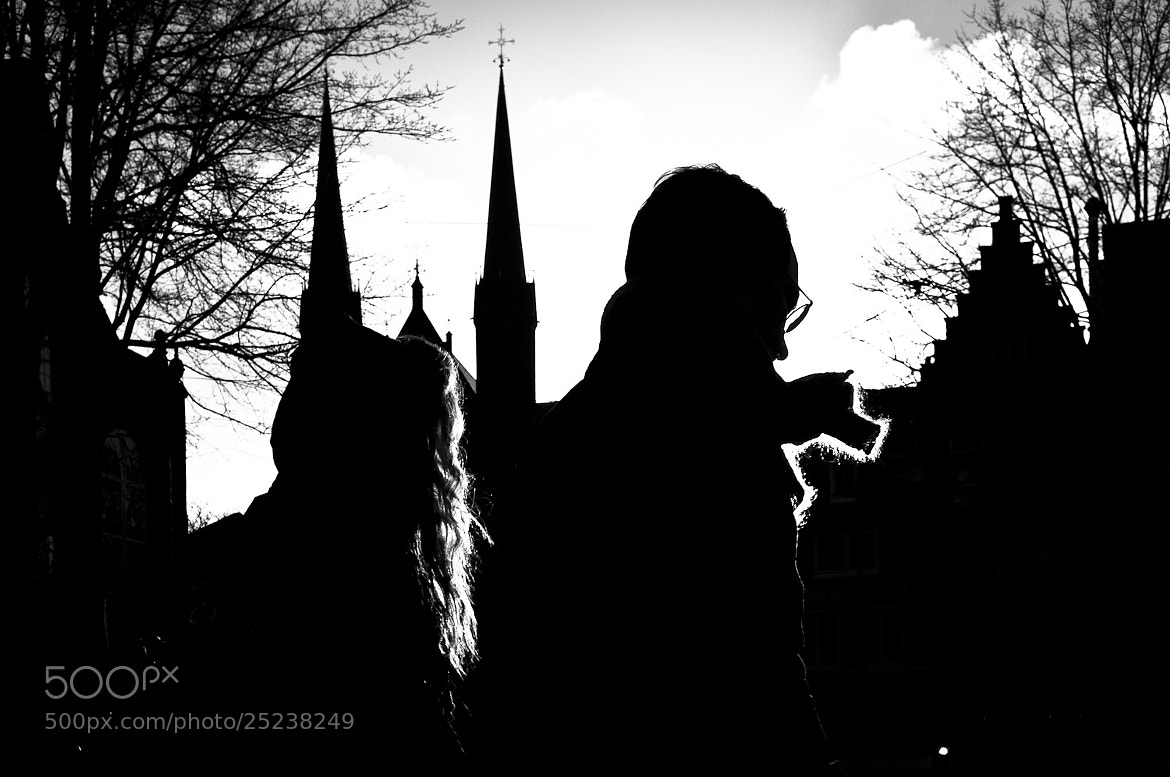 Photograph silhouettes by Edwin Loekemeijer on 500px