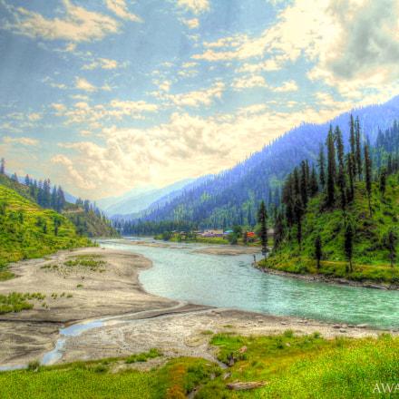 Enchanting River, Nikon COOLPIX L28