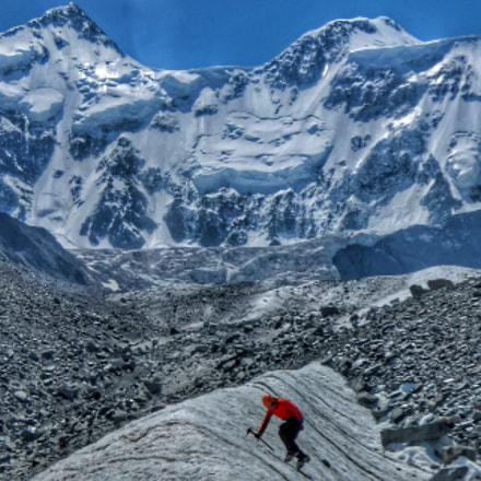 Mountain Beluha, Fujifilm XF1