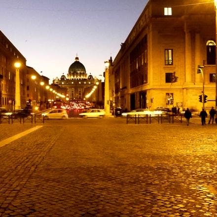 Roma, Panasonic DMC-FX55