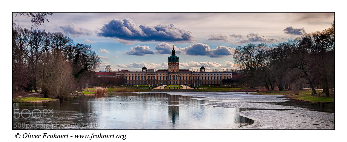 Photograph Schloss Charlottenburg by Oliver Frohnert on 500px