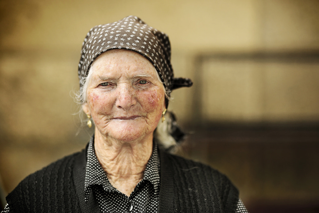 Photograph Mujer gallega by Manuel Orero on 500px