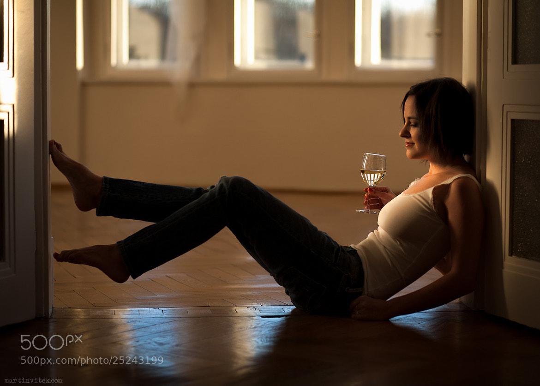 Photograph Kristyna J I-02 by Martin Vitek on 500px