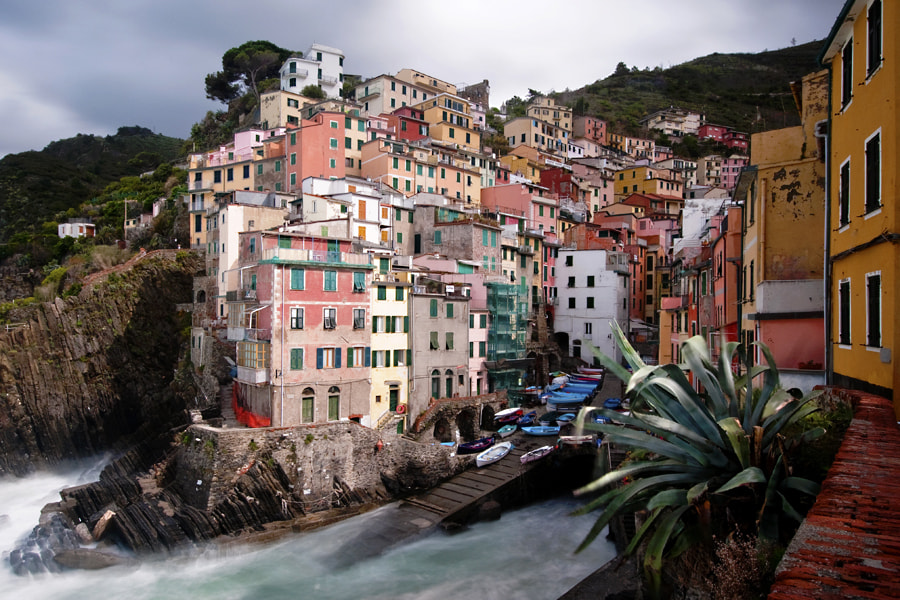 Photograph Riomaggiore by stephtane steph on 500px