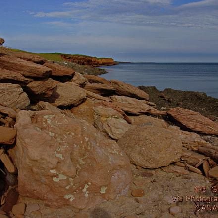 Island of Red Rock, Pentax K20D