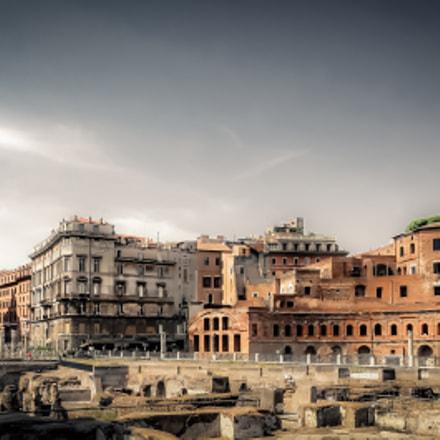 Rome XXII, Sony DSC-W390