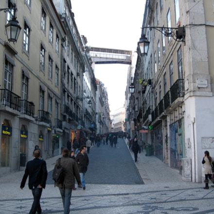 historic Lisboa, Canon DIGITAL IXUS 980 IS
