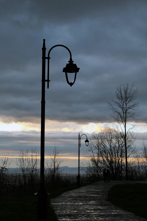 Soir sur le Carpates (evening on The Carpathians) de Christine Druesne sur 500px.com