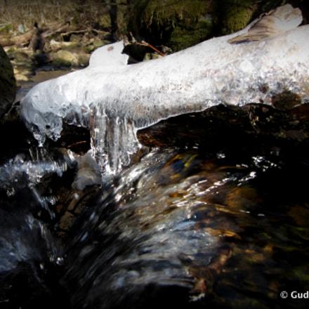Icy Creek, Canon POWERSHOT S90