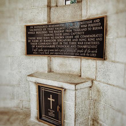 World War II cemetery , Nikon COOLPIX S600