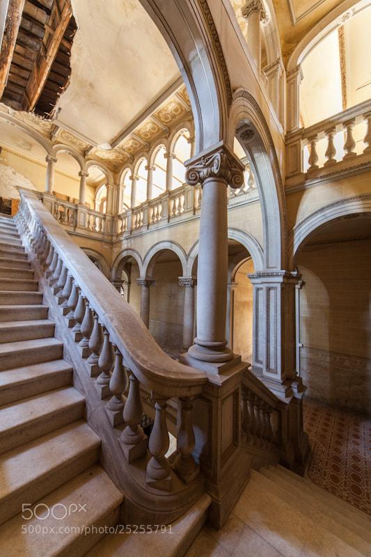 Photograph The Broken Stair by Stefaan Beernaert on 500px
