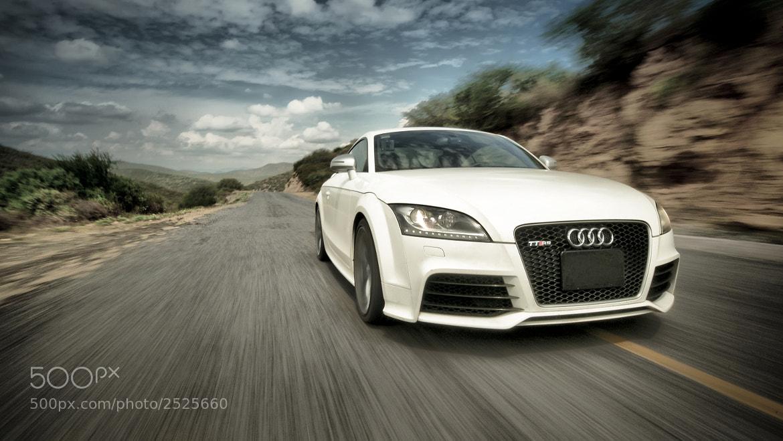 Photograph Audi TT RS by José Luis Ruiz on 500px