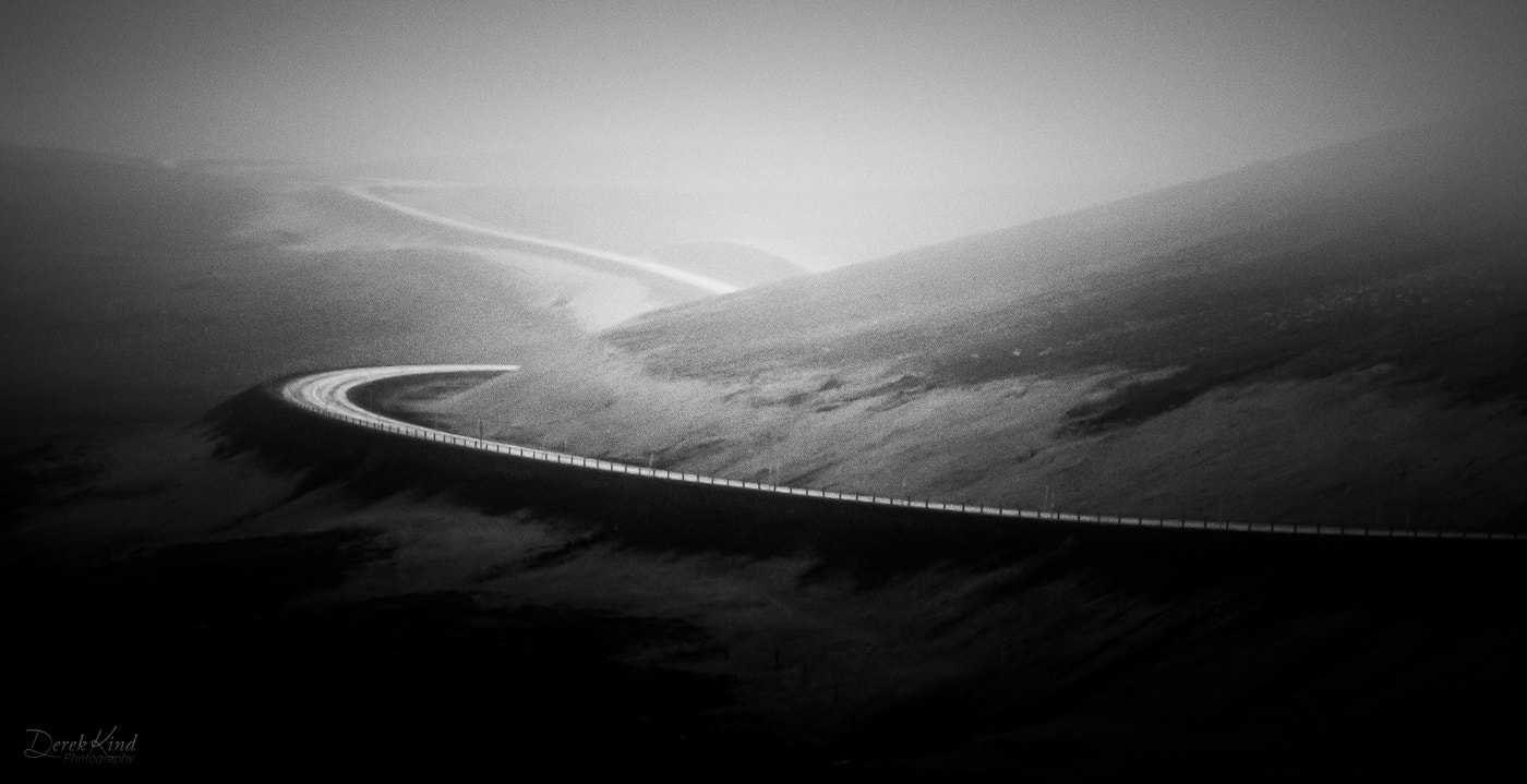 Photograph The Long and Winding Road by Derek Kind on 500px