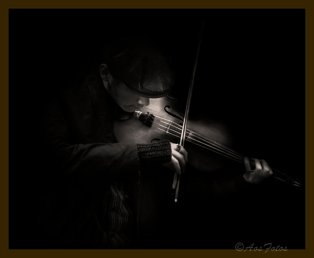 Photograph The Fiddler  by Adrian O Sullivan on 500px