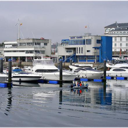 Porto da Coruña, Nikon COOLPIX S4