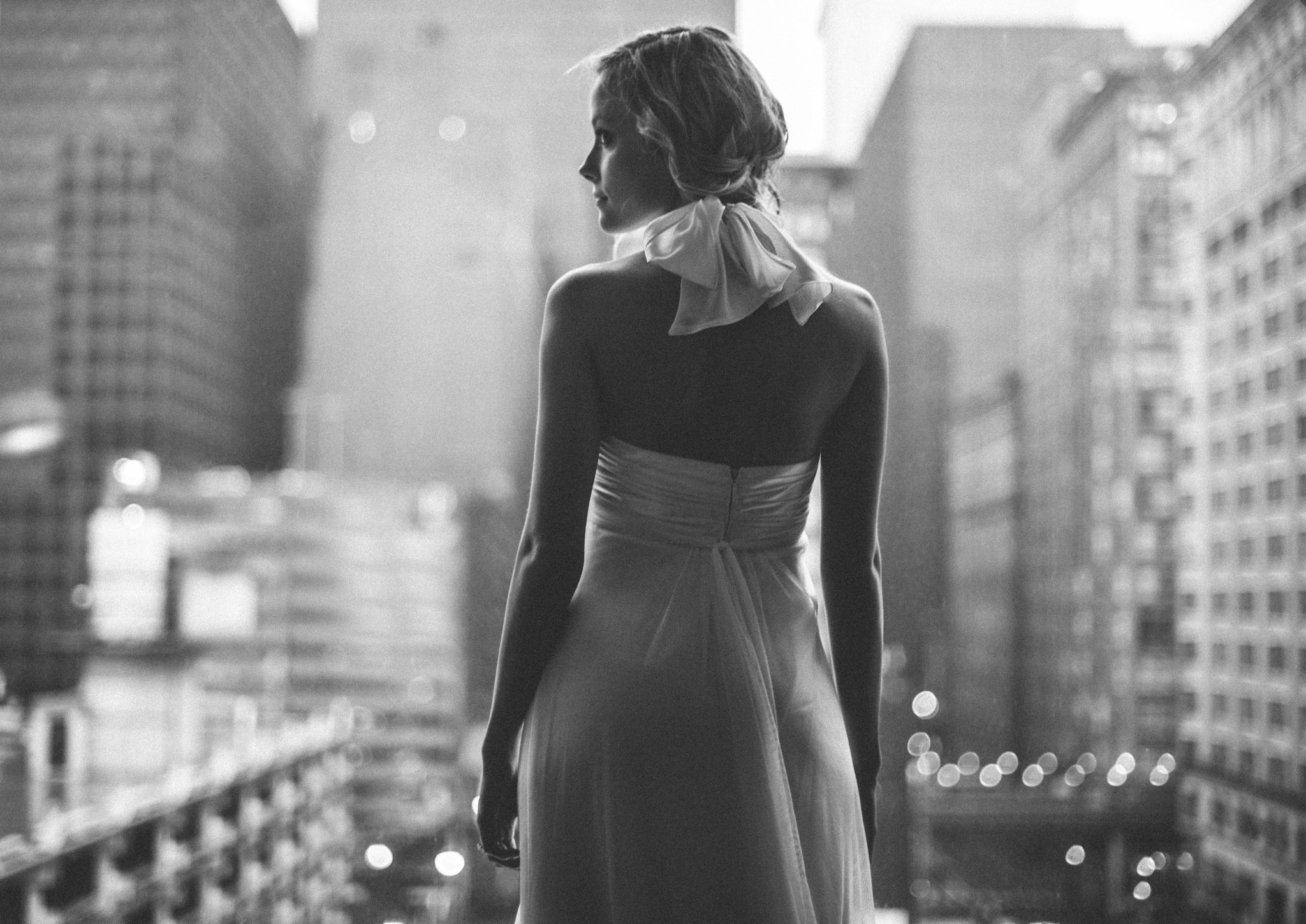 Photograph B/W Bride by Isi Akahome on 500px