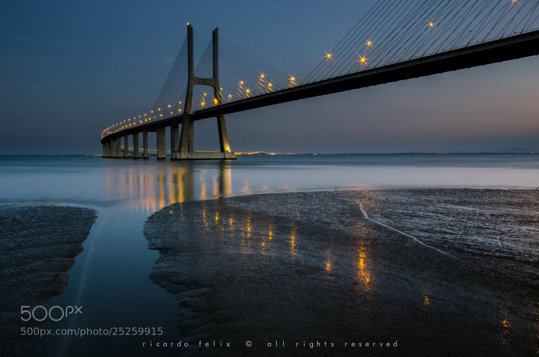 Photograph Ponte Vasco da Gama #10 by Ricardo Bahuto Felix on 500px
