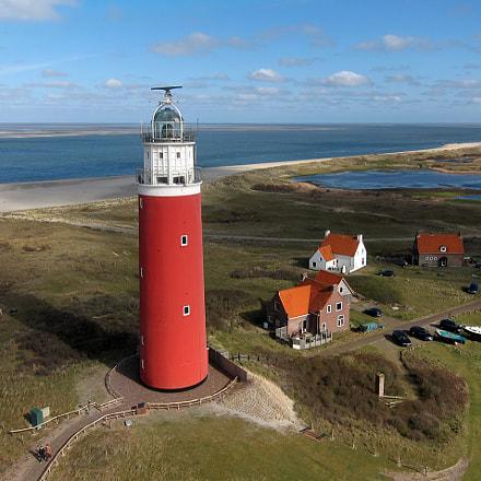 Texel lighthouse, Canon POWERSHOT S90