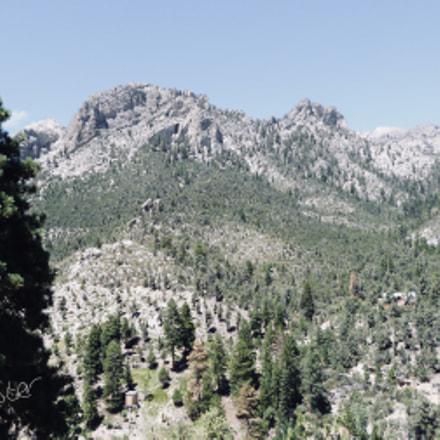 Mount Charleston, Panasonic DMC-FZ48