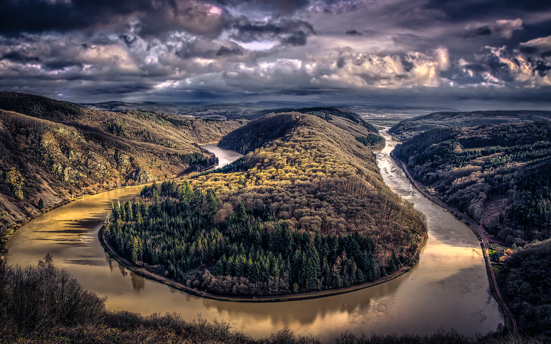 Photograph Endless River  by Johann Kumbeiz on 500px