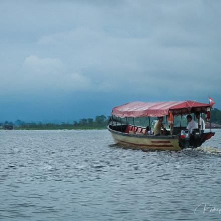 Navegantes del Amazonas, Canon POWERSHOT A610